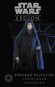 Star Wars : Legion – Emperor Palpatine Commander Expansion